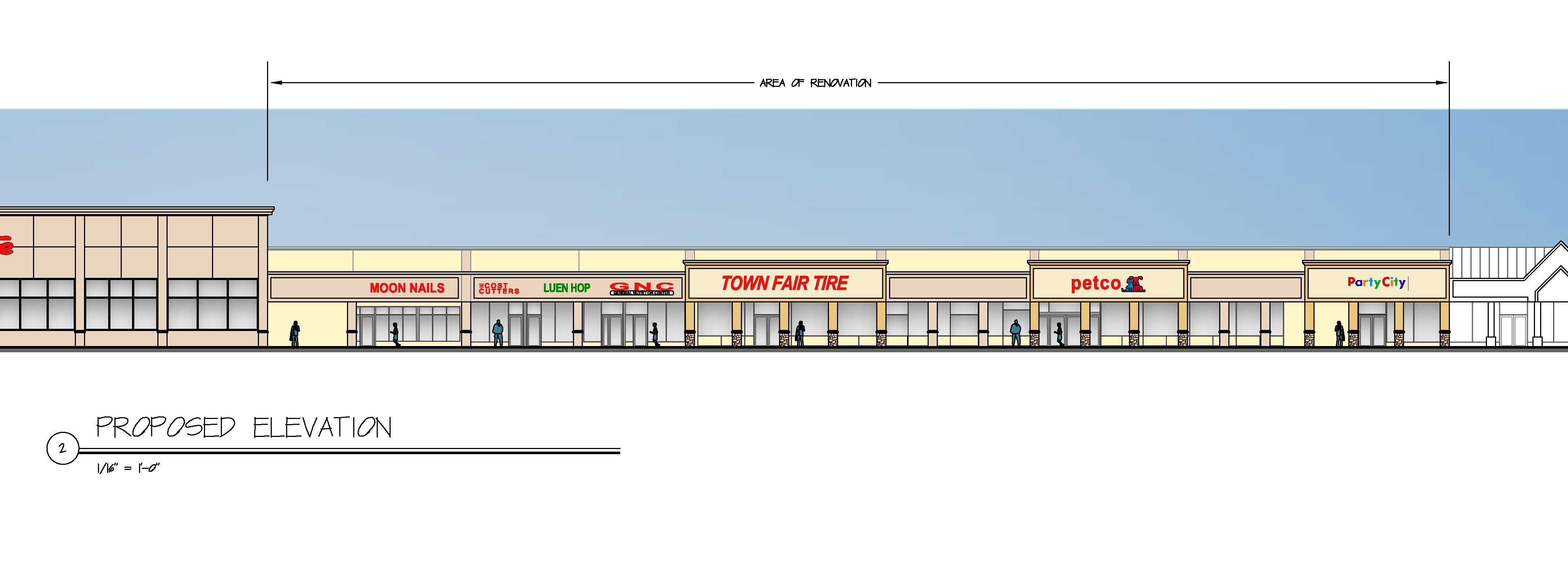 Southington Retail Plaza, Southington, CT (old current project)