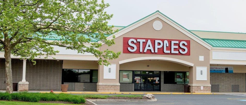 Original Staples, Enfield, CT