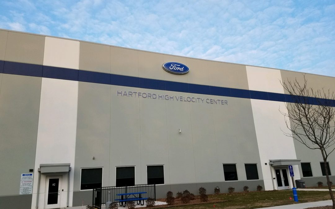 Ford- Hartford High Velocity Center