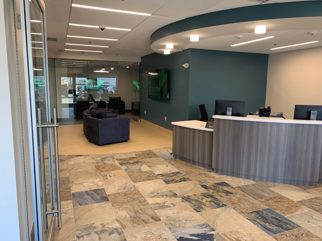 Hanscom Federal Credit Union – NES Group