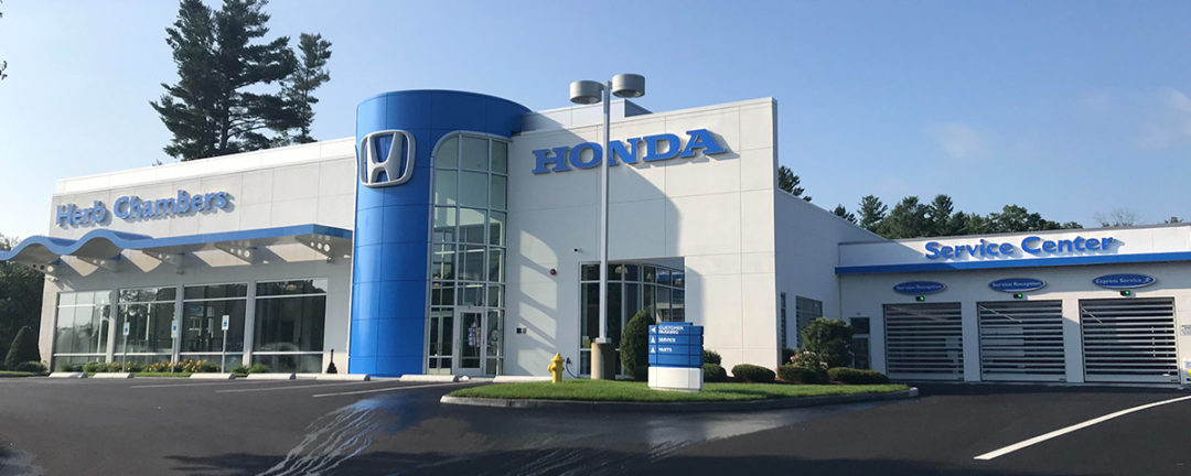 Herb Chambers Honda – Business Development Center  Westborough, MA